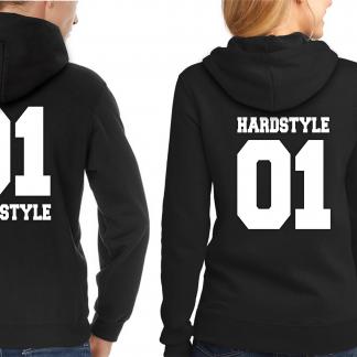 hardstyle hoodie sweater