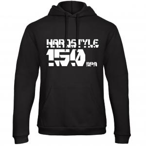 150 BPM Hoodie sweater