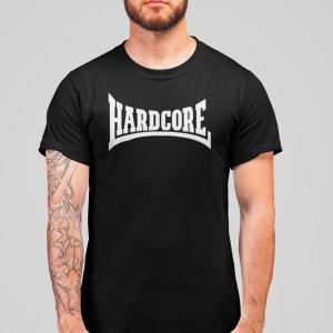 t shirt hardcore classic
